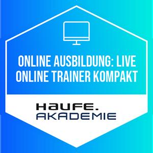 Haufe Onlinetrainer Badge